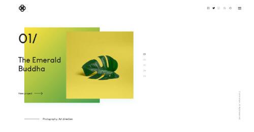 landing-page-home-vertical-slide-gradient-portfolio-preview